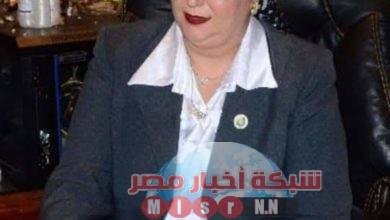 صورة رحاب الجزار  مصر سبقت الحضارات في تولي المرأة المناصب المرموقة