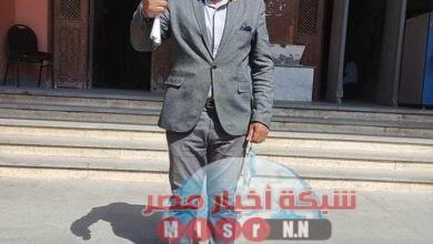 """صورة عااجل وحصري ، """" صقر دمياط """" يشعل إنتخابات الشيوخ ، ويصرح بتصريحات قمة في الخطورة ل """" شبكة أخبار مصر """" من داخل محكمة الزقازيق"""
