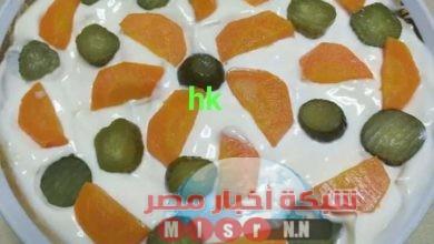 صورة سلطة البطاطس مقدم من الشيف/حسن كمال حسين.
