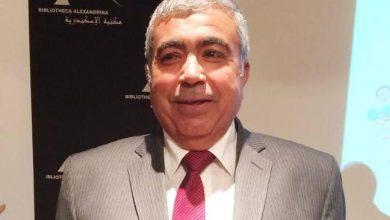 صورة اللواء طارق مهدي سننافس بقوة ونثق في الشعب المصري