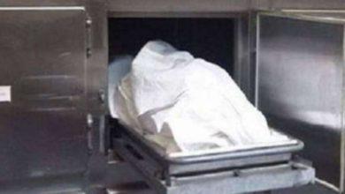 صورة وفاة امين شرطة اثر اصابتة بطلق نارى.