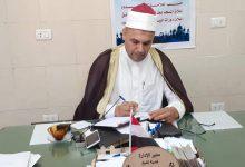 صورة مدير اوقاف الرمل يحذر من استغلال المساجد فى الدعاية الانتخابية.