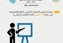 صورة ضوابط عامة للفصل الدراسي الأول من العام الدراسي الجديد ٢٠٢٠ – ٢٠٢١