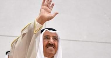 صورة وفاة أمير الكويت الشيخ صباح الأحمد الجابر الصباح عن عمر يناهز تسعين عاما