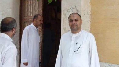 صورة مدير أوقاف الرمل بالاسكندرية يكثف المرور على المساجد.