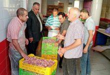 صورة حملات تموينية ورقابية علي الأسواق بمراكز ومدن كفر الشيخ.