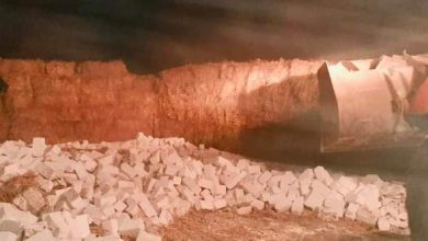 صورة رئيس مدينة كفر الشيخ.. مستمرون فى إزالة التعديات على الاراضى الزراعية.