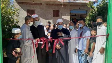 صورة شبكة اخبار مصر ترصد افتتاح مسجدين اليوم بأوقاف الاسكندرية.