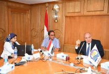 صورة محافظ قنا :الاعلان عن مسابقة للتقدم بأفضل تصميم لتطوير كورنيش النيل
