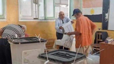 صورة فتح باب اللجان لانتخابات النواب بالاسكندرية.