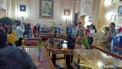 صورة قصر عابدين يستضيف أطفال مشروع أهل مصر