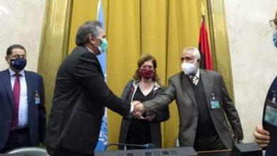صورة الامم المتحدة .. اللجنة العسكرية الليبية المشتركة تجتمع لأول مرة.